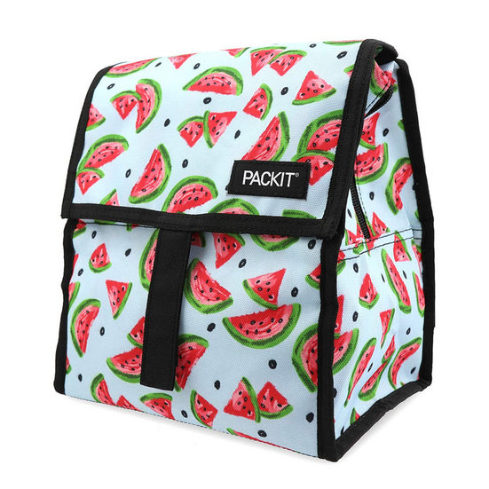 3. Also Consider: Packit Freezable Lunch Bag with Zip Closure, Watermelon Party