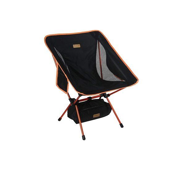 3. Best Portable: Trekology YIZI GO Portable Camping Chair