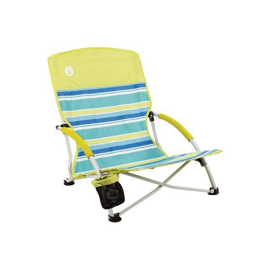 4. Best Beach Chair: Coleman Utopia Breeze Beach Sling Chair