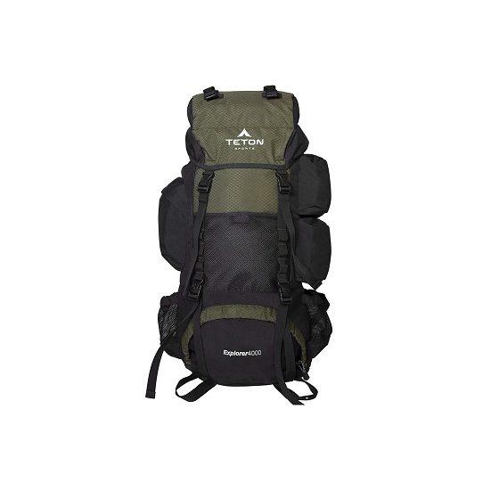 2. Runner Up: TETON Sports Explorer 4000 Internal Frame Backpack