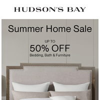 The Bay - Weekly Deals - Summer Home Sale Flyer