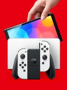 [] Nintendo Announces the Nintendo Switch OLED Model