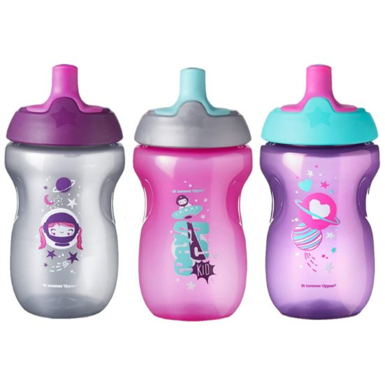 7. Best Budget Pick: Tommee Tippee Sportee Toddler Sippy Cup