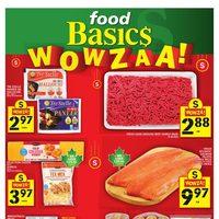 Foodbasics - Weekly Savings - Wowzaa! Flyer