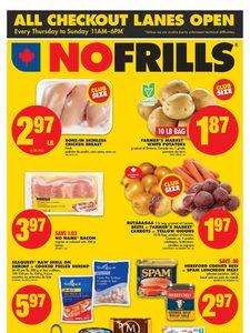 [Valid Thu Sep 16 — Wed Sep 22] No Frills