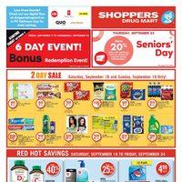 Shoppers Drug Mart - Weekly Savings Flyer