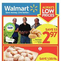 Walmart - Supercentre - Always Low Prices Flyer