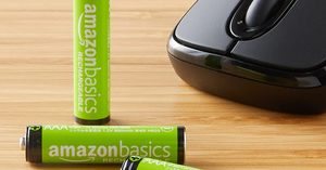 [$13.83 (regularly $16.99)] AmazonBasics AAA Rechargeable Batteries
