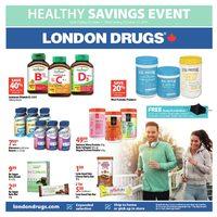 - Healthy Savings Event Flyer