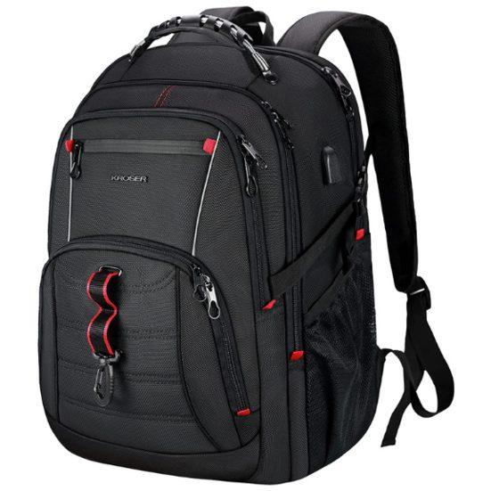 1: Editor's Pick: KROSER Travel Laptop Backpack
