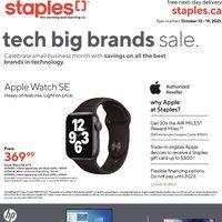 - Weekly Deals - Tech Big Brands Sale Flyer
