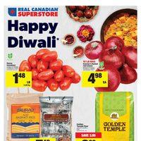 - World Foods - Happy Diwali Flyer