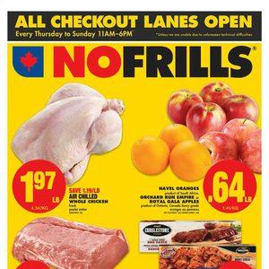 [Valid Thu Oct 14 — Wed Oct 20] No Frills