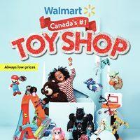 Walmart - Toy Book Flyer