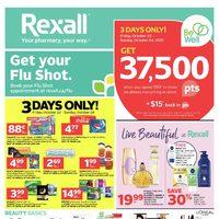 Rexall - Weekly Savings Flyer