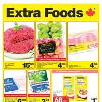 Extra Foods - Weekly Specials Flyer