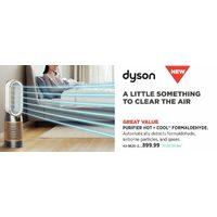 Dyson Purifier Hot + Cool Formaldehyde