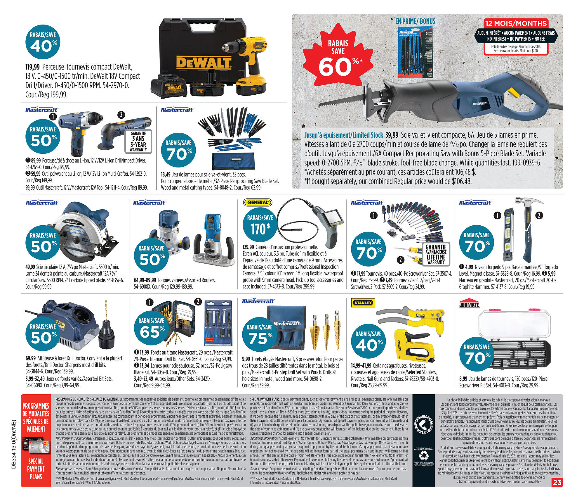 Canadian Tire Weekly Flyer - Weekly Flyer - Aug 15 – 22 - RedFlagDeals.com e03edf6d580