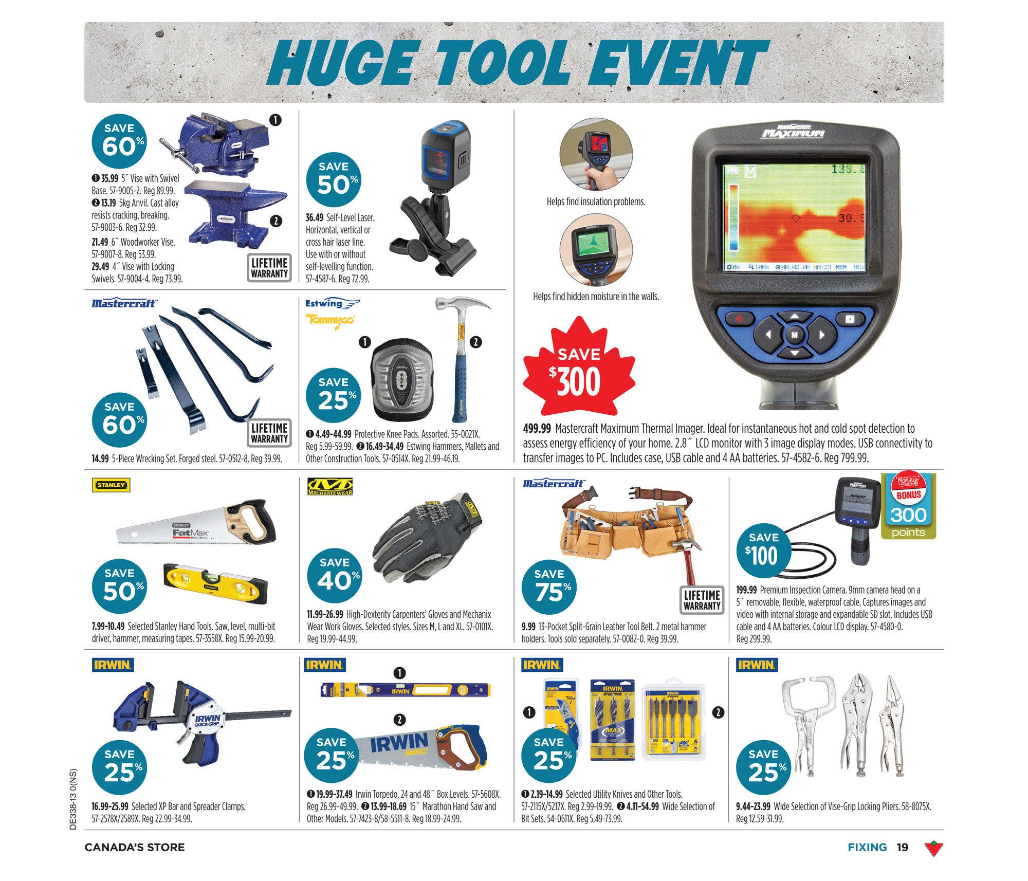 Canadian Tire Weekly Flyer Sep 12 19 Kotak Dvd Double 9mm Gt Pro