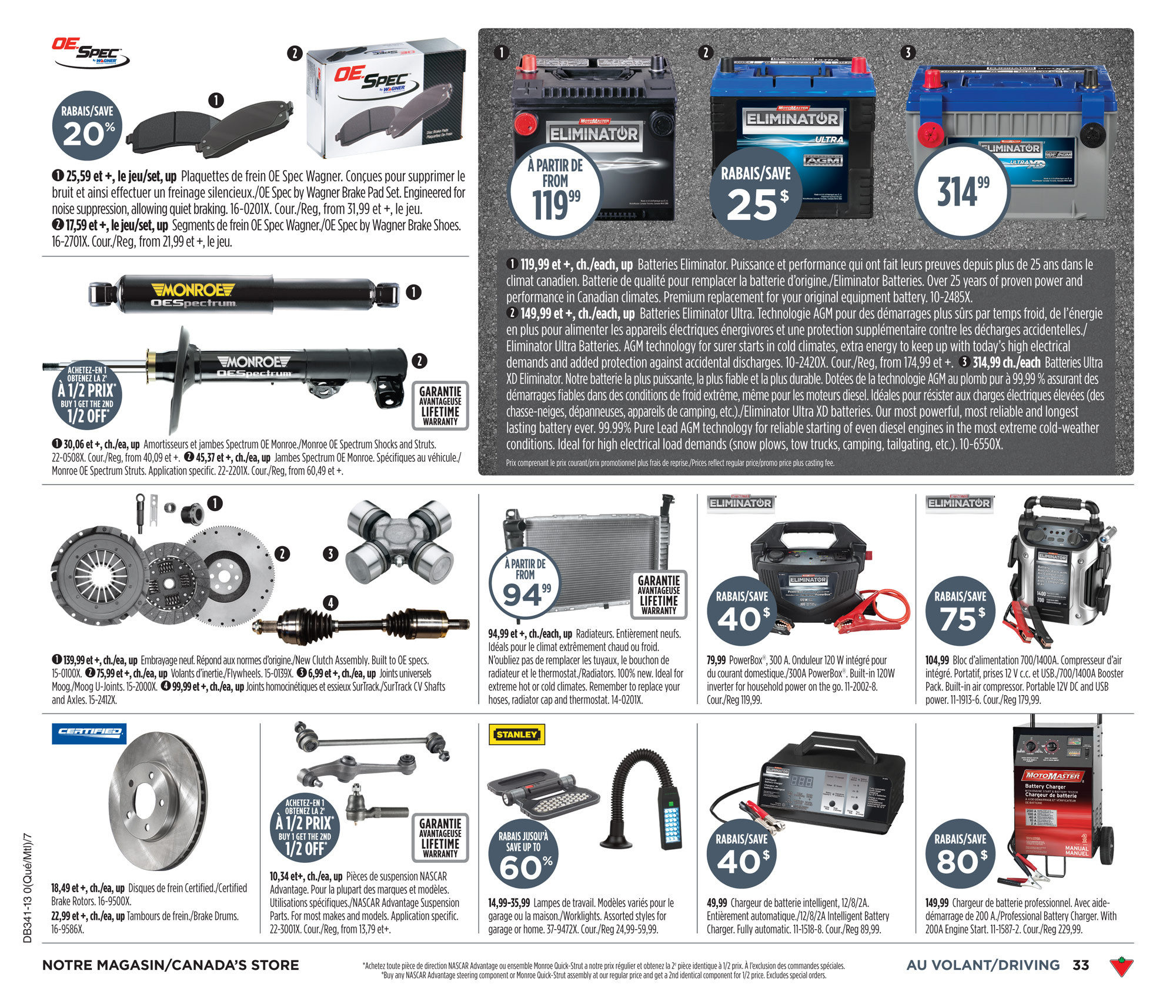 Canadian Tire Weekly Flyer - Weekly Flyer - Oct 3 – 10