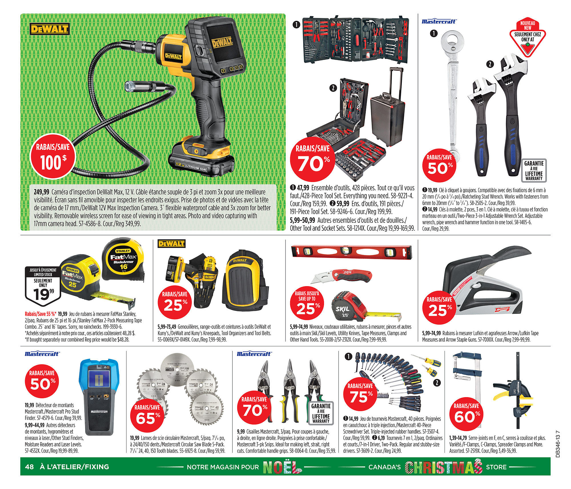 Canadian Tire Weekly Flyer Weekly Flyer Nov 7 14