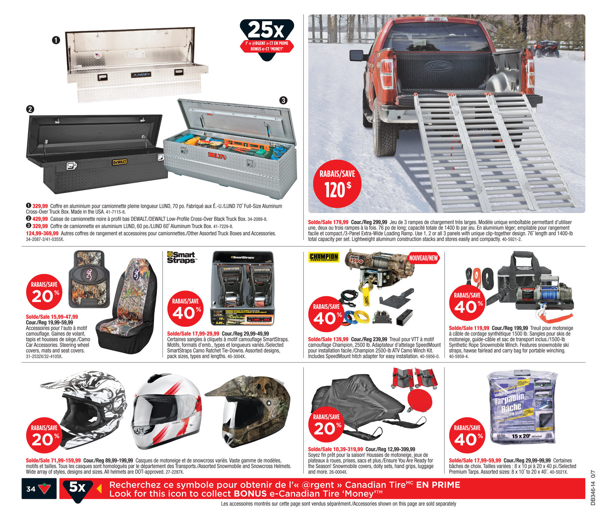 Canadian Tire Weekly Flyer Weekly Flyer Nov 7 13