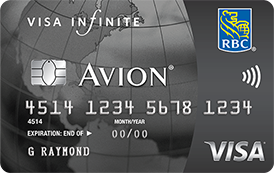 RBC® VISA® Infinite Avion®