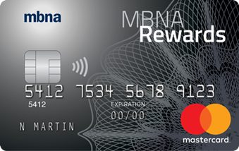 Compare best mbna credit cards in canada redflagdeals credit cards mbna rewards platinum plus mastercard reheart Gallery
