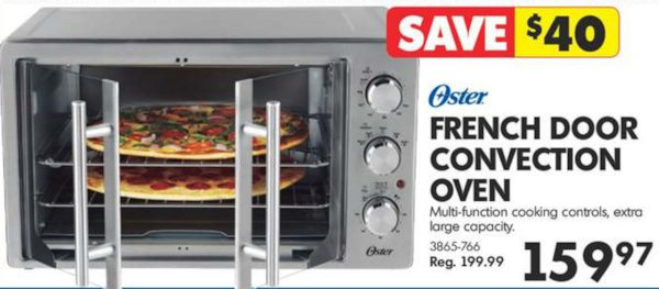 Home Hardware Oster French Door Convection Oven RedFlagDeals