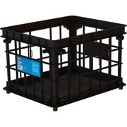 Staples Storage Crates - $7.00 (30% off)