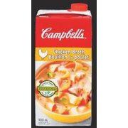 Campbell's Broth - $1.97