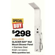 Glacier Bay Wall Mount Shower Panel - $298.00