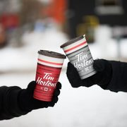 Tim Hortons: Get a FREE Coffee with Three Mobile Orders Using the Tim Hortons App