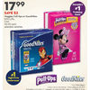 Huggies Pull-Ups or GoodNites - $17.99 ($2.00 off)