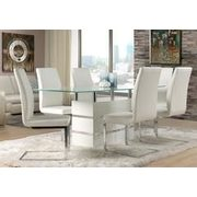 Leons Altair 7 Piece Dining Room Set