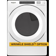 Whirlpool 7.4 Cu.ft Front-Load Electric Dryer With Intuitive Touch Controls - $798.00