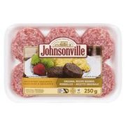 Johnsonville Sausages or Rounds - $4.99