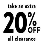 Famous Footwear: EXTRA 20% off All Clearance