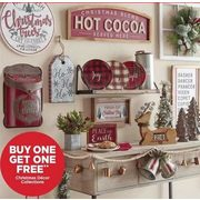 Christmas Decor Collections - BOGO Free