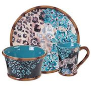 Certified International Exotic Jungle Dinnerware Collection - $29.99 - $149.99