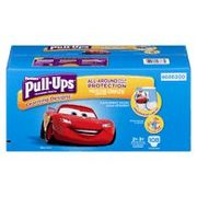 Pampers Easy Ups or Huggies Pull-Ups Training Pants - $32.98