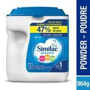 Similac Advance Step 1 Or 2 Total Comfort  - $38.48 ($5.50 off)