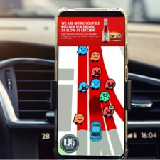 [Heinz] Free Impossible Whopper & Heinz Ketchup with Waze