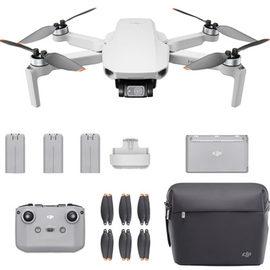 DJI Mini 2 Quadcopter Drone Fly More Combo - Grey - Bilingual