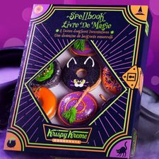 [Krispy Kreme] Try 4 New Limited Edition Halloween Doughnuts!